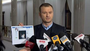 """Tak poseł Nitras """"szabrował"""" w Sejmie. PO publikuje nagranie"""