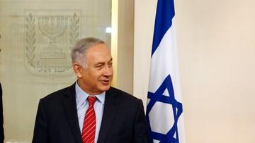 Netanjahu popiera plany Trumpa ws. budowy muru