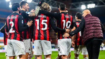 Serie A: Milan nie zwalnia tempa, uraz Bereszyńskiego