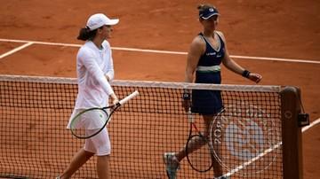 """French Open: """"New York Times"""" Świątek jak żywioł, demoluje przeciwniczki"""