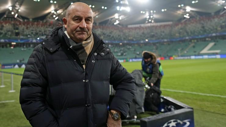 MŚ 2018: Czerczesow bagatelizuje rasistowskie ekscesy na rosyjskich stadionach