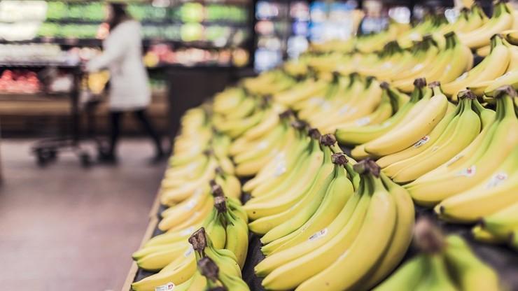 Pająki w bananach. Klienci ostrzegają się w mediach społecznościowych