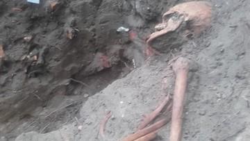 Na Westerplatte odkryto kolejne szczątki ludzkie. Prawdopodobnie należą do żołnierza