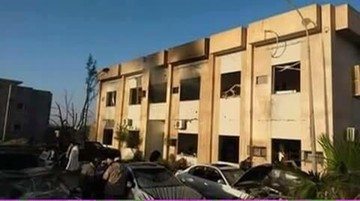 Atak na szkołę policyjną w Libii. Wiele ofiar