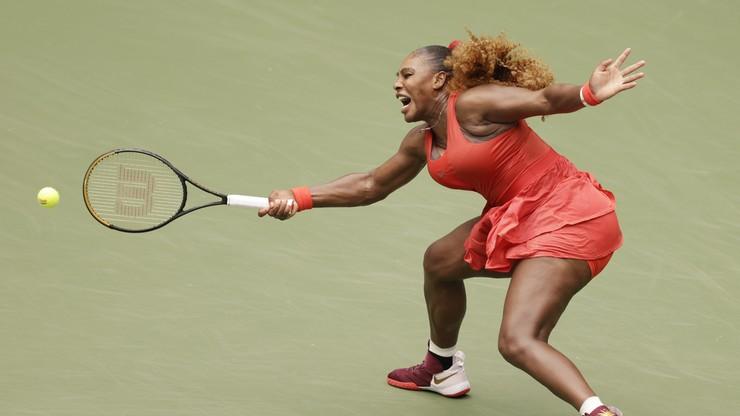 Serena Williams: Nigdy się nie poddaję