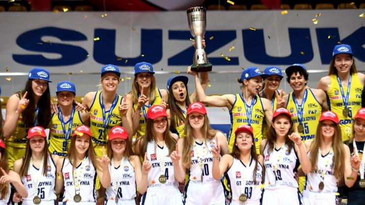 VBW Arka Gdynia z Pucharem Polski