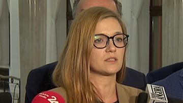 """Solidarna Polska o szefowej komisji rodziny. """"Chce zabijać poczęte dzieci"""""""