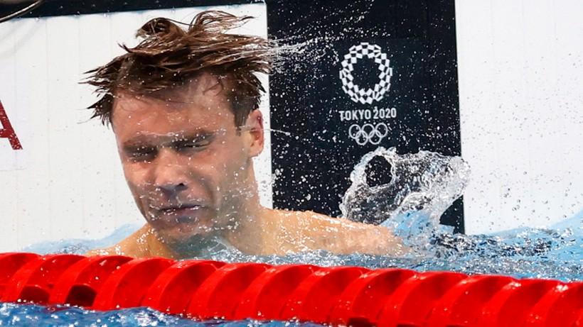Tokio 2020: Robert Finke najlepszy na 1500 m st. dowolnym