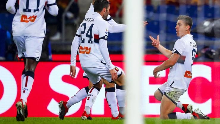 Piątek blisko czołówki najdroższych transferów Serie A. Legendy za plecami Polaka