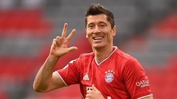 Lewandowski to nie tylko goleador. Inne statystyki Polaka wzbudzają podziw