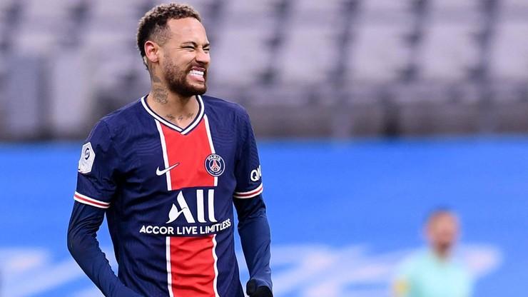 Liga Mistrzów: Zapadła decyzja ws. występu Neymara w meczu PSG - FC Barcelona - Polsat Sport