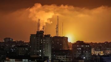 Starcia w Strefie Gazy. 22 osoby nie żyją, setka rannych