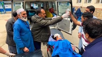 Afganistan: co najmniej sześciu zabitych po eksplozjach w Kabulu