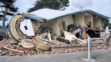 Trzęsienie ziemi i lawina błotna w turystycznym regionie Indonezji. Dwie ofiary, wielu rannych