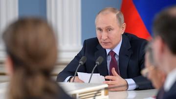 Przed igrzyskami w Soczi Putin kazał zestrzelić samolot pasażerski. Na pokładzie miała być bomba