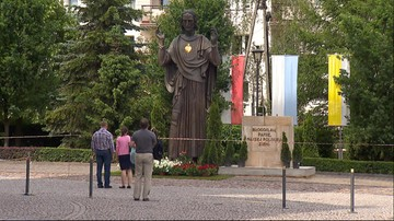 """W Poznaniu poświęcono figurę Chrystusa. Zdaniem władz miasta to """"samowola budowlana"""""""