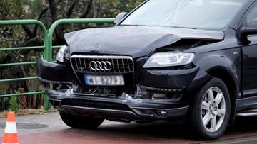 Samochód z wicepremier Szydło wjechał w auto prowadzone przez 77-latka