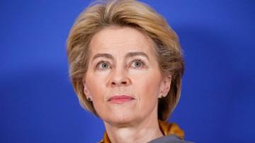 Von der Leyen zapowiada plan ws. neutralności klimatycznej