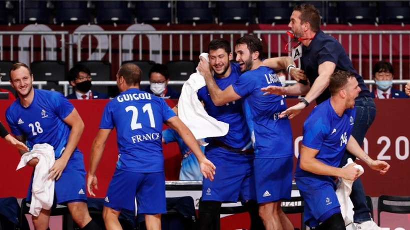 Tokio 2020: Francja ze złotym medalem! Obrońcy tytułu pokonani po zaciętym boju