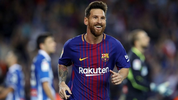 Messi wyprzedził Mullera! Został mu tylko Pele