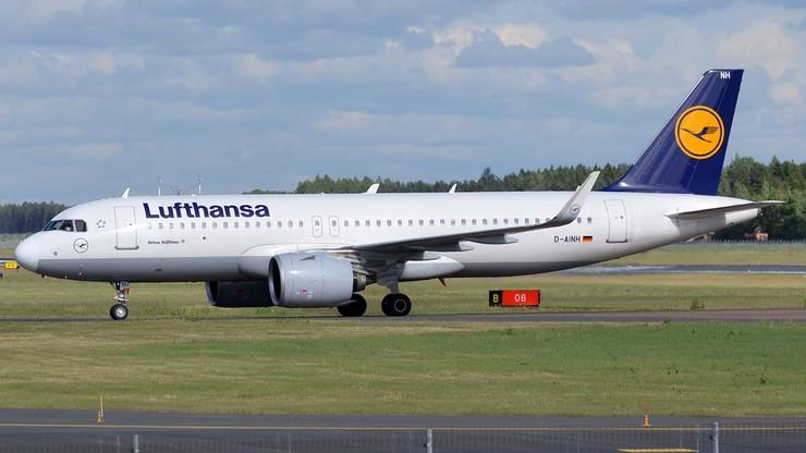 Ruch lotniczy w zapaści. Lufthansa zamierza zwolnić 22 tys. pracowników