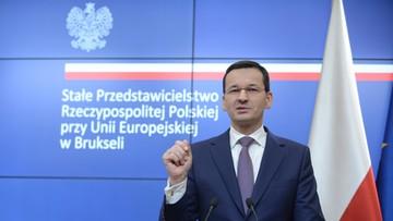 """KOD składa zawiadomienie do prokuratury ws. Morawieckiego. """"Poniżył sędziów, nie zgłosił korupcji"""""""