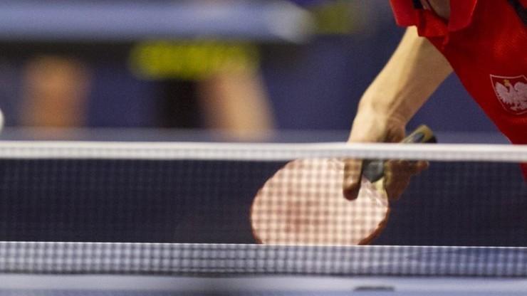 MP w tenisie stołowym: Nie wystąpi pięciokrotny złoty medalista Górak