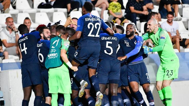 ME U-21: Anglicy oddali zwycięstwo Francuzom. Rumunia liderem grupy C