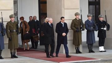 """""""Najwidoczniej chodzi o poprawę relacji z UE"""". Niemieckie media o rekonstrukcji polskiego rządu"""