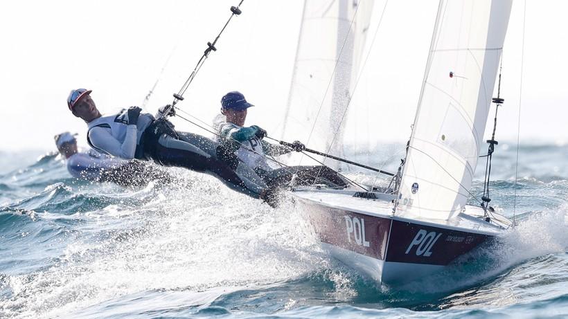 Tokio 2020: Agnieszka Skrzypulec i Jolanta Ogar wygrały szósty wyścig w klasie 470