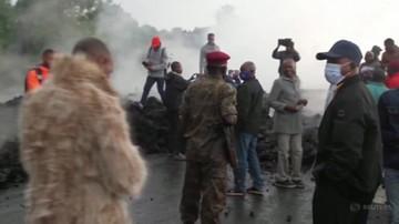 Demokratyczna Republika Konga. Ponad 100 dzieci zginęło po kontakcie z gorącą lawą