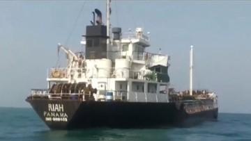 """""""Zaginiony"""" tankowiec ZEA został przejęty przez Iran. Jest reakcja USA"""