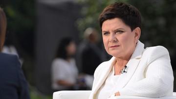 Szydło: po 1989 r. Polska straciła niezależność gospodarczą