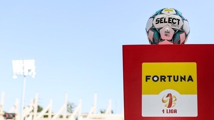 Kolejny mecz Fortuna 1 Ligi odwołany