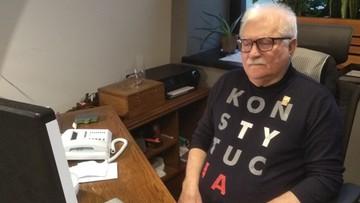 """Lech Wałęsa założył kanał na YouTube. """"Będę podawał tylko znaną mi prawdę"""""""