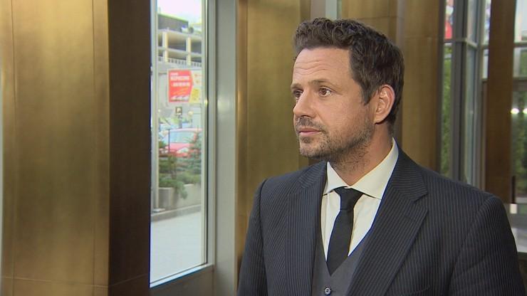 Trzaskowski: może Niedzielski powinien wysłać komisarza do Szpitala Narodowego?