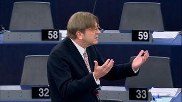 """""""Polska Fundacja Narodowa powinna wytoczyć Verhofstadtowi proces za słowa o Marszu Niepodległości"""""""