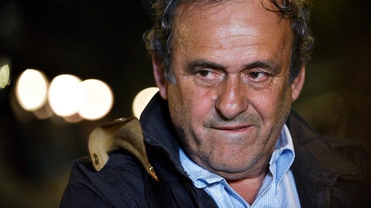Fogiel z Paryża: Przesłuchanie Platiniego, czyli burza w szklance wody