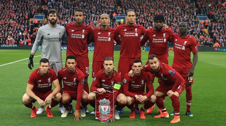 Liga Mistrzów: Liverpool przygotowuje się do finału w Hiszpanii