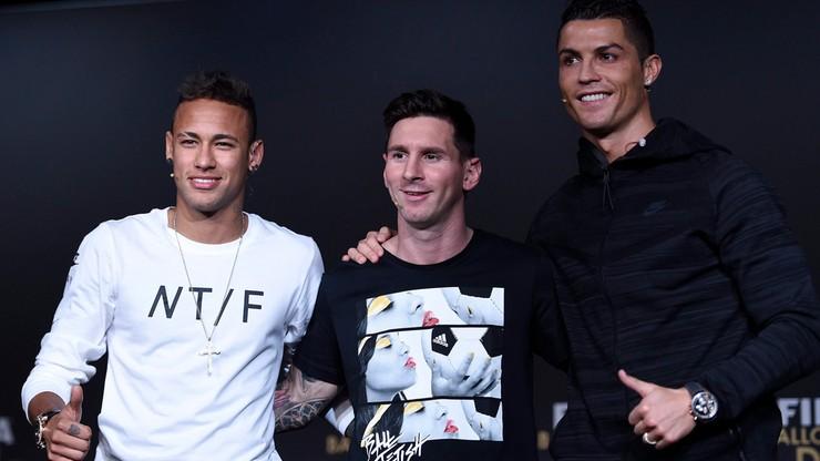 Neymar fanem... Cristiano Ronaldo!
