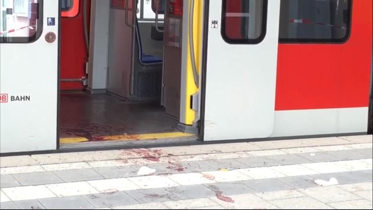 Atak nożownika pod Monachium. Jedna osoba nie żyje