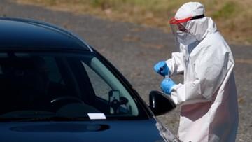 Dobowy rekord zakażeń koronawirusem na świecie