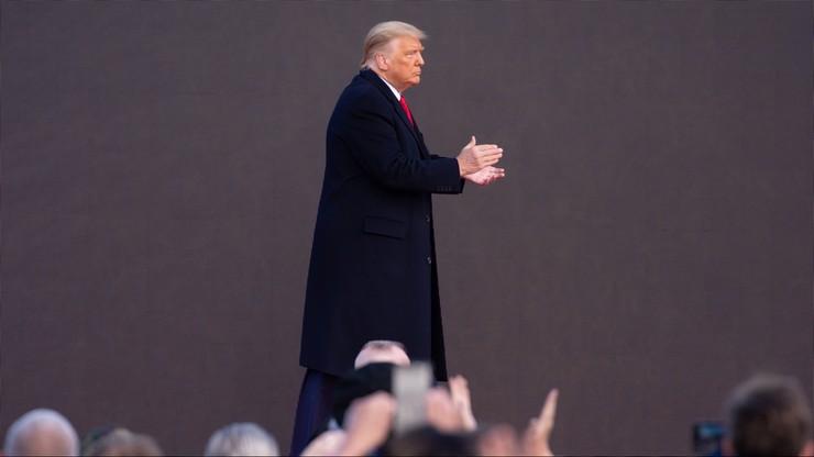 Donald Trump na Twitterze: oni próbują ukraść te wybory