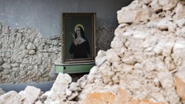 """""""Potrzeba czasu, pieniędzy, ludzi"""". Zniszczona Umbria nie poradzi sobie bez zagranicznej pomocy"""