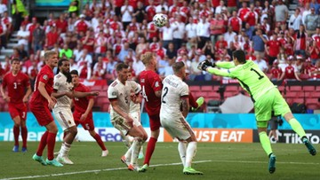 Piłkarska uczta na Euro 2020! Belgia skonsumowała Danię