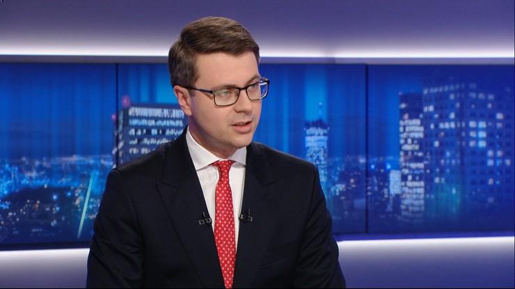 Piotr Müller: Donald Tusk ma duże doświadczenie, jeśli chodzi o brexit