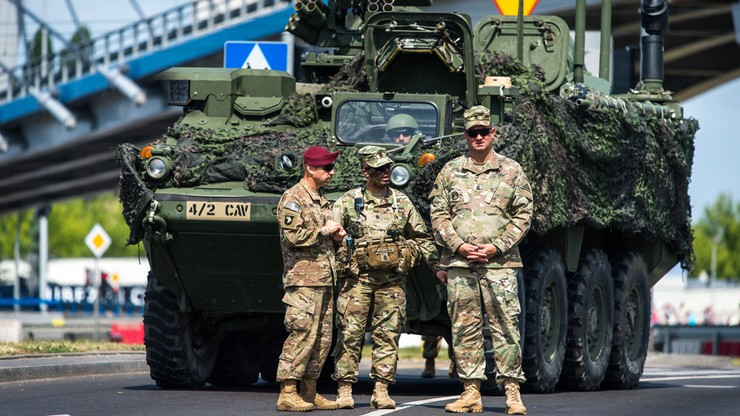 Armia uczy się obrony kraju. Wojsko wyszło z poligonów
