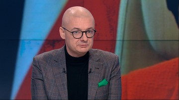 Jarosław Kaczyński chce być Ulrichem von Jungingenem, a był jak Władysław Jagiełło - Michał Kamiński w Polsat News
