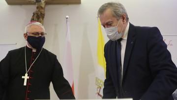 Wicepremier Gliński objęty kwarantanną