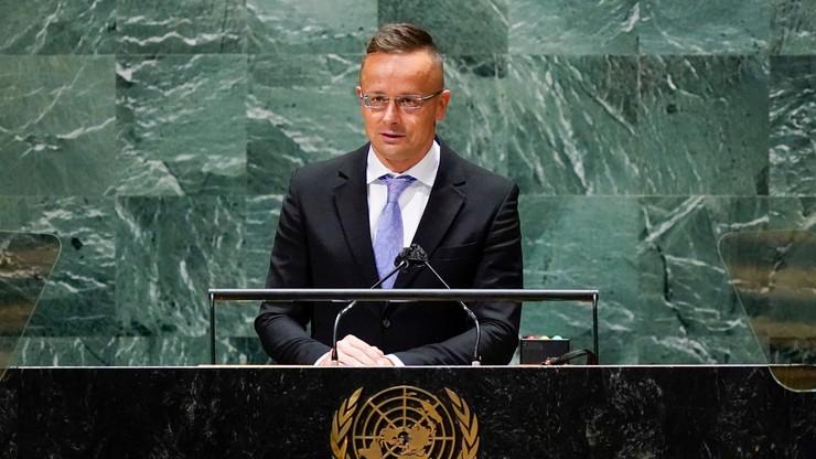 """Węgry. """"Zapewnienie Węgrom ogrzewania to nasza sprawa"""". Reakcja na oświadczenie ukraińskiego MSZ"""